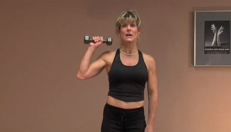 Shoulder Strengthening with Weights