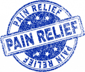 pain relief icon